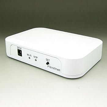 Wi-Fi式電波時計用リピータ P18-NTPWR