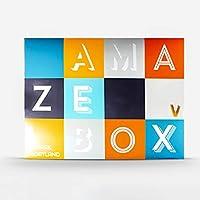 AmazeBox / アメージングボックス 人をビックりさせるボックス テレパシー 予測 マジック リードマインド 近景 ステージマジック道具 手品道具