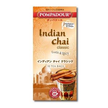 POMPADOUR(ポンパドール)『Indianchai CLASSIC(インディアンチャイクラシック)』