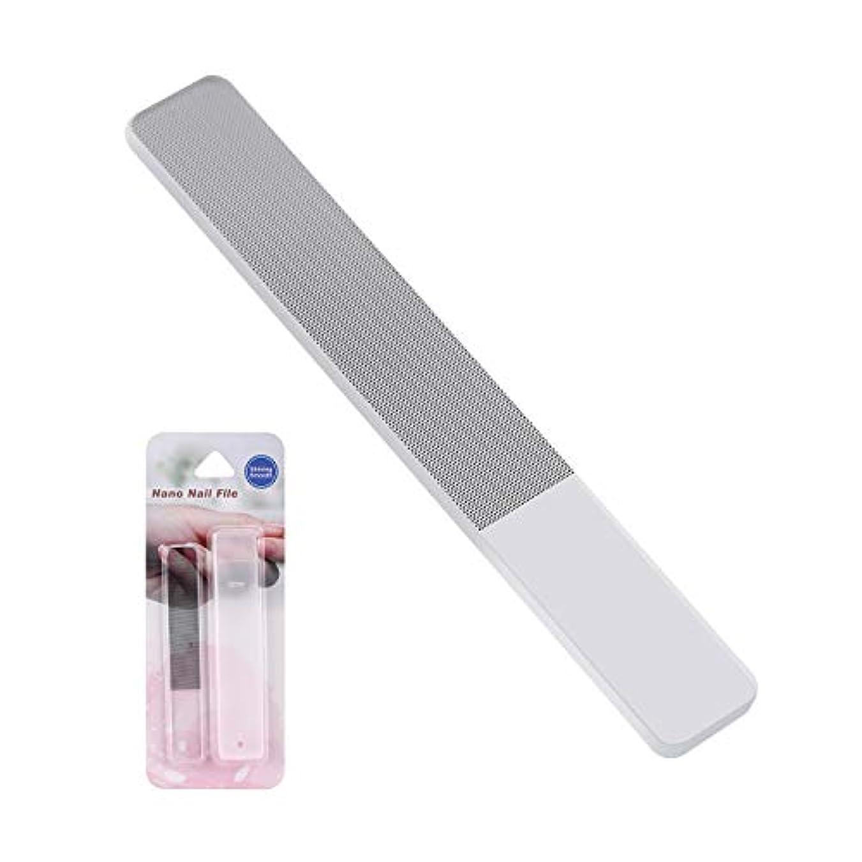 Shinenail 爪やすり 爪磨き ガラス製 つめみがき お手入れ ガラス製 爪磨き ネイルケア ネイルシャイナ― つめみがき つめやすり 美しい指先 光沢長持ち