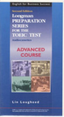 Download English for Business Success: Advance Course (Longman Preparation Series for the Toeic Test) 0201877929