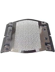 HZjundasi Replacement シェーバーカミソリ ブレード 刃+はく 614 for Braun 350/370/P10/5614/5615