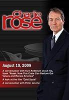 Charlie Rose -Kurt Andersen/Cold Souls/Peter Levene (August 10 2009)【DVD】 [並行輸入品]