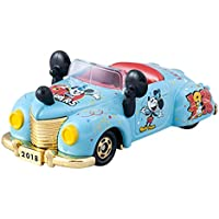 ミッキー マウス スクリーンデビュー 90周年 グッズ ( トミカ ミッキーのロードスター ) 車 ミニカー ディズニー リゾート限定