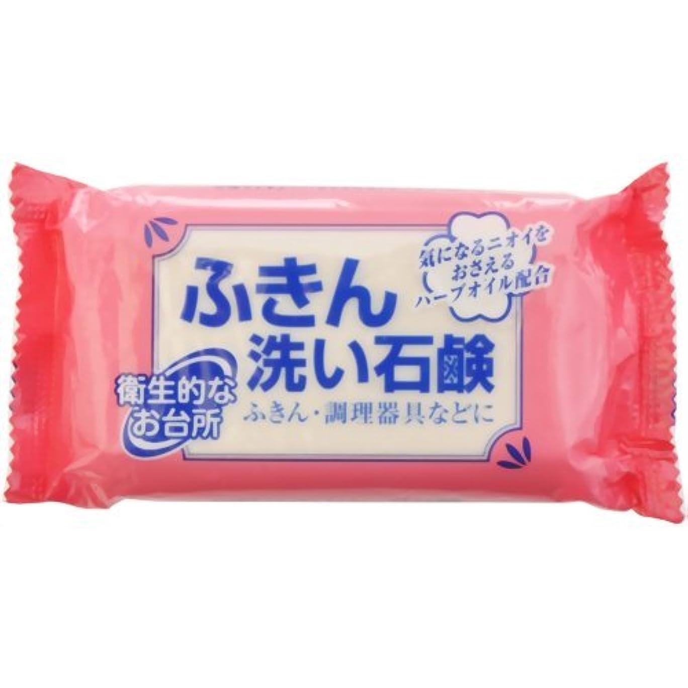 用心深いウェイトレスわずかなふきん洗い石鹸 135g
