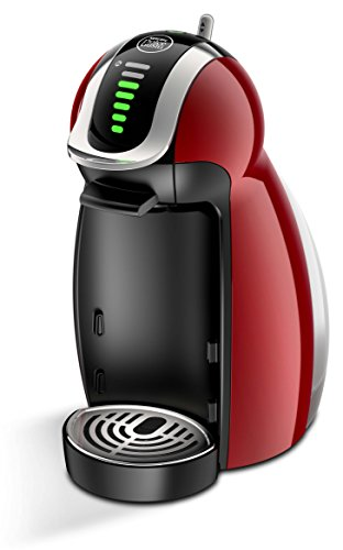 Nescafe Dolce Gusto Genio 2プレミアムワインレッドmd9771-wr