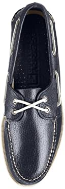 Authentic Original Boat Shoe: Navy