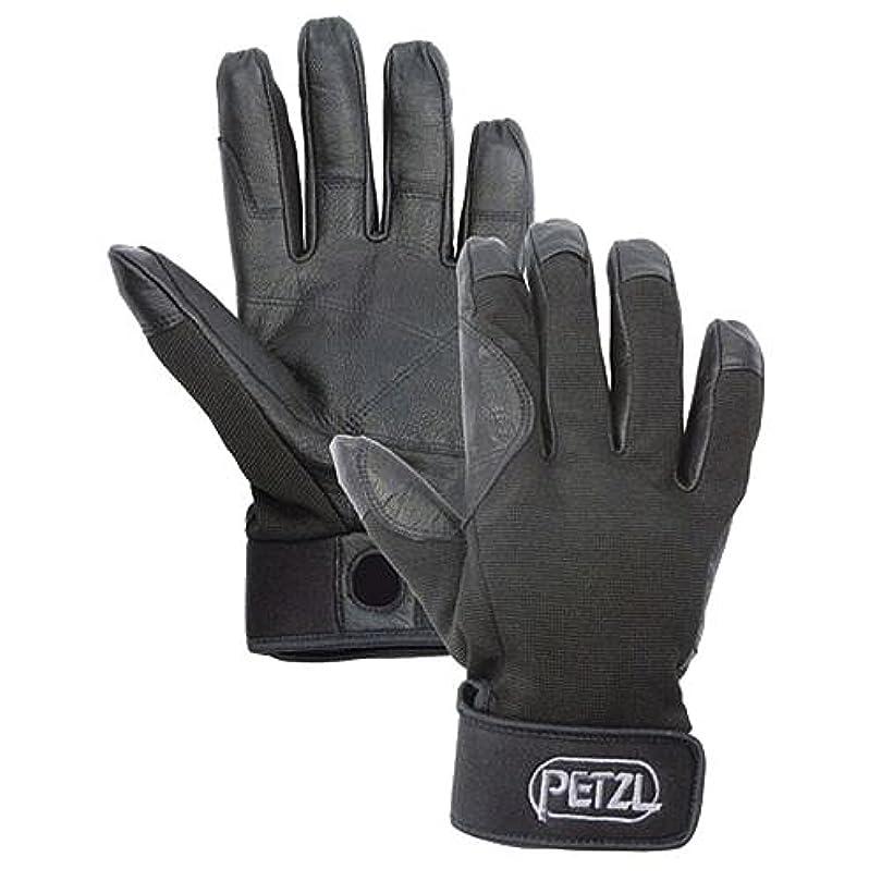 要件有能な開拓者PETZL CORDEX belay/rap glove ブラック L