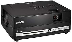 EPSON dreamio DVD・スピーカー一体型ホームプロジェクター 2000lm 4.2kg EH-DM3