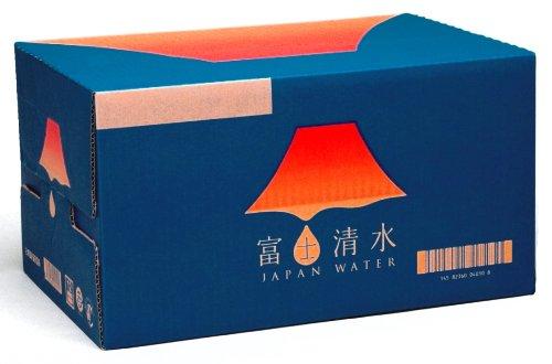 富士清水 JAPAN WATER 500ml×24本