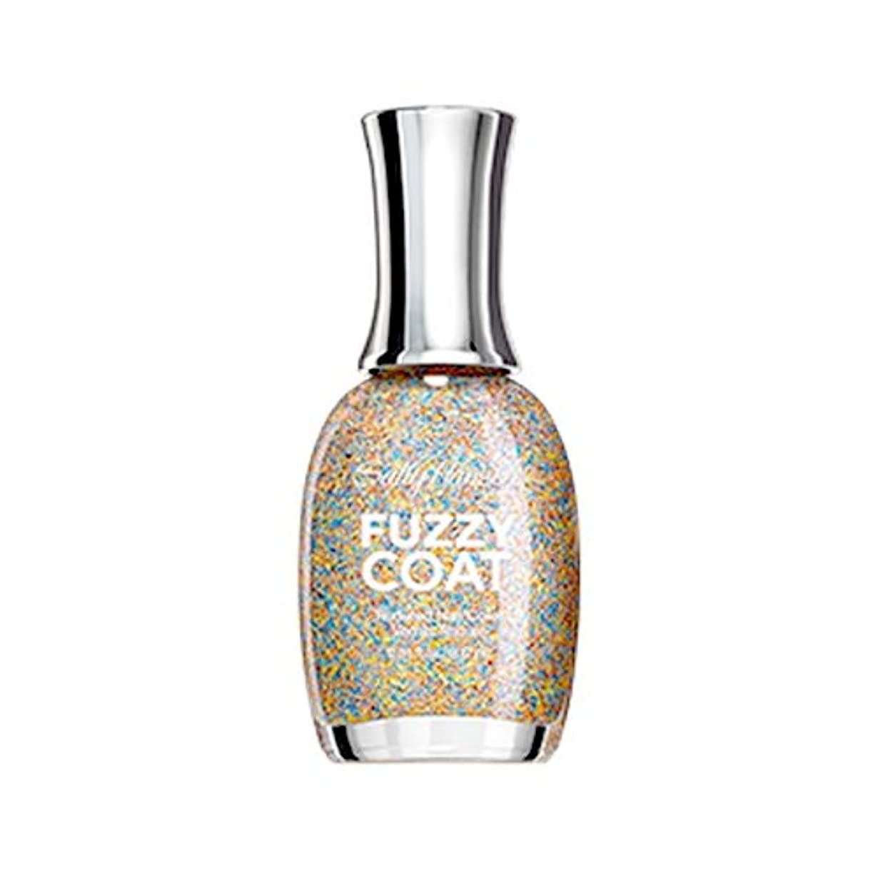 うなり声ブラジャーホイップSALLY HANSEN Fuzzy Coat Special Effect Textured Nail Color - All Yarned Up (並行輸入品)