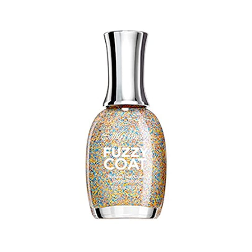 (6 Pack) SALLY HANSEN Fuzzy Coat Special Effect Textured Nail Color - All Yarned Up (並行輸入品)
