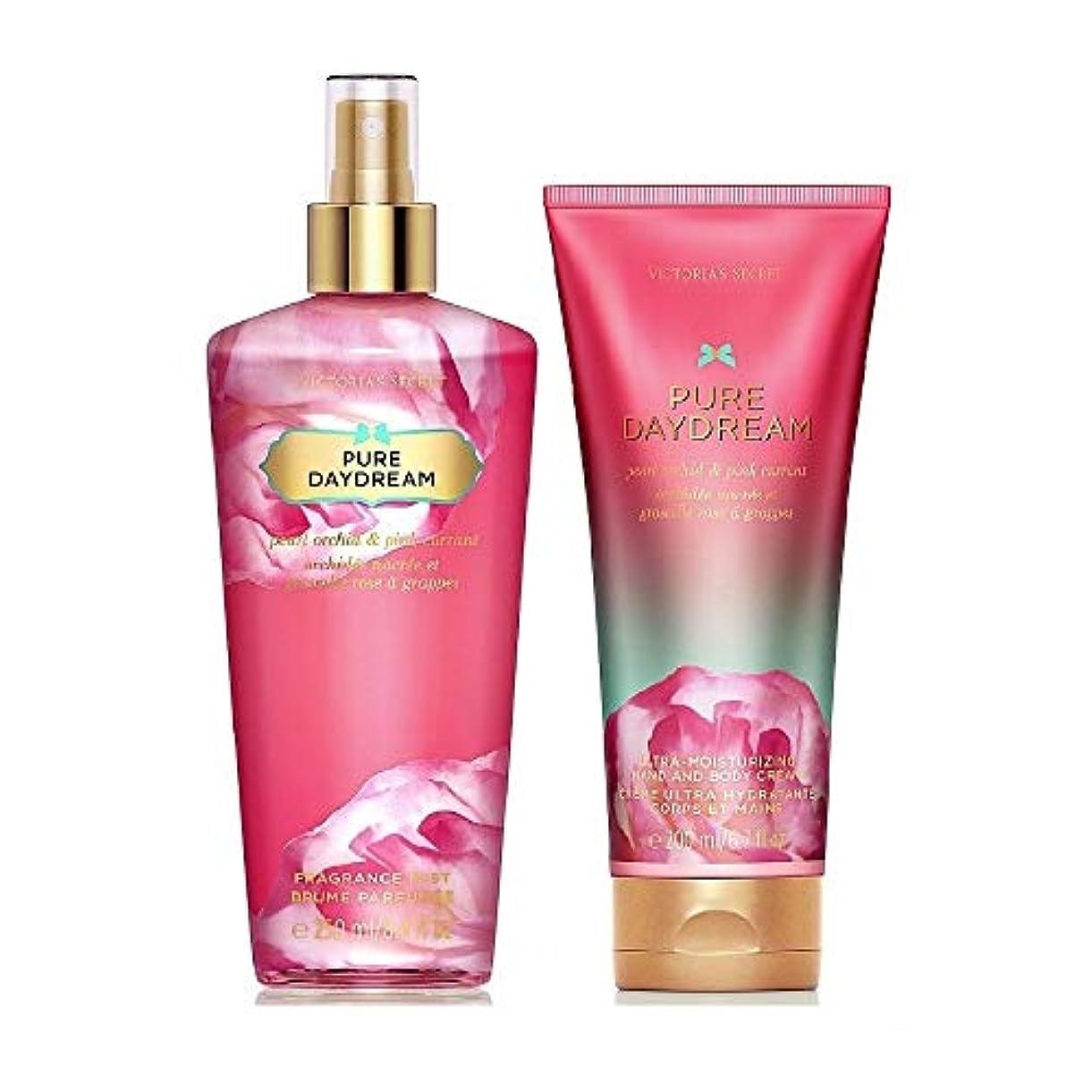 フレグランスミスト&ボディクリーム?2点セット VS Fantasies FragranceMist &BodyCare ヴィクトリアシークレット (17.ピュアデイドリーム/PureDaydream) [並行輸入品]