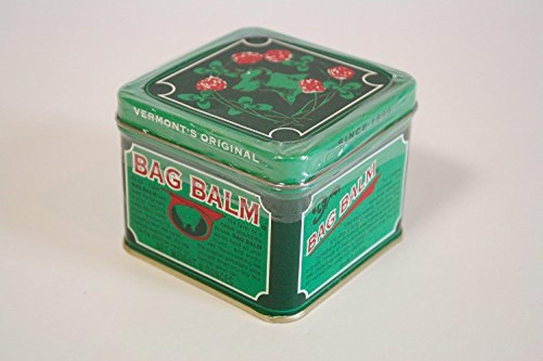 展望台巨大なオプショナルBag Balm バッグバーム 8oz 保湿クリーム Vermont's Original バーモントオリジナル[並行輸入品]