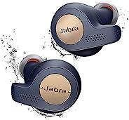 Jabra 完全ワイヤレスイヤホン Elite Active 65t コッパーブルー Alexa対応 BT5.0 マイク付 防塵防水IP56 2台同時接続 2年保証 北欧デザイン 【国内正規品】 100-99010000