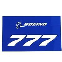 (ボーイング) BOEING 777 ブルー ステッカー