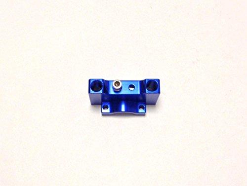 (nakira) レスポンス良し! ハイスロットル アルミ 汎用 ハイスロ CNC加工 軽いアクセル CB400 ゼファー400 ZRX XJR400 GSX400 170 (ブルー 青)