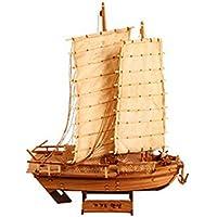 木製模型キット  可居島(カゴド)寒船 / YG005