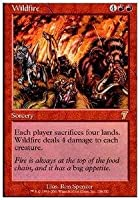 Magic: the Gathering - Wildfire - Seventh Edition