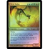 マジック:ザ・ギャザリング 【英語】 【Foil】 【From the Vault:Dragons】 ニコル・ボーラス/Nicol Bolas