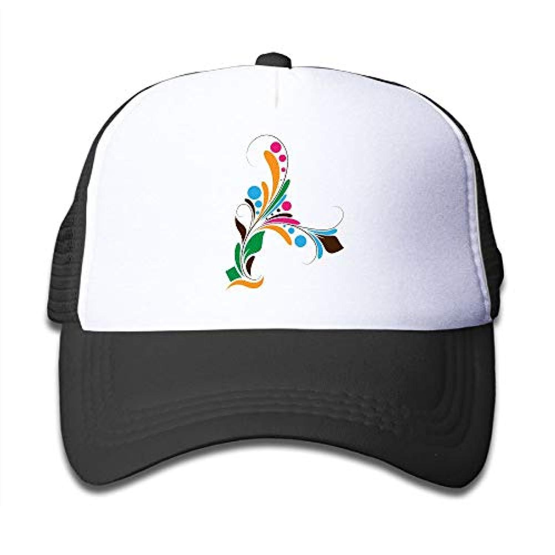 デザイン 素敵 かわいい おもしろい ファッション 派手 メッシュキャップ 子ども ハット 耐久性 帽子 通学 スポーツ