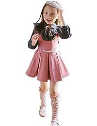 9abd39c439fa6 Cuteshower 子供ドレス 女の子 フォーマル キッズ ドレス 子供服 ワンピース 七五三 卒園式 入学式