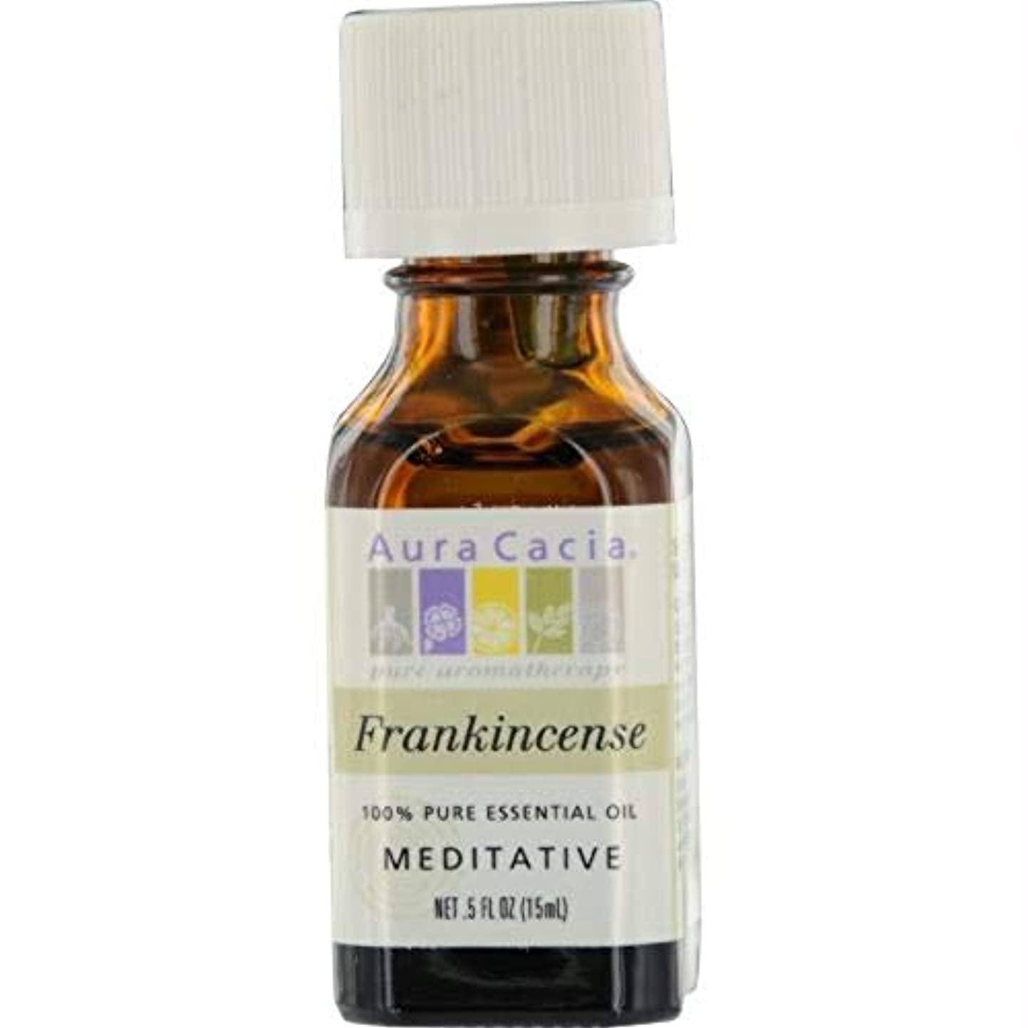 流行機会クーポンAura Cacia Frankincense Essential Oil 15 ml (並行輸入品)