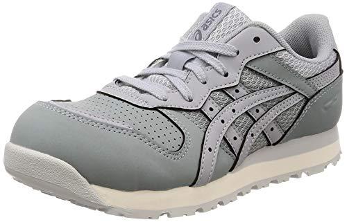 [アシックス] ワーキング 安全/作業靴 1272A001 ストーングレー/ミッドグレー 21.5 cm