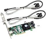 ARECA ARC-1226-8I 12Gb/s SAS/SATA RAIDカード IO1968