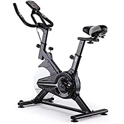 ProFlex SPN700 11kg Flywheel Commercial Spin Bike, Grey