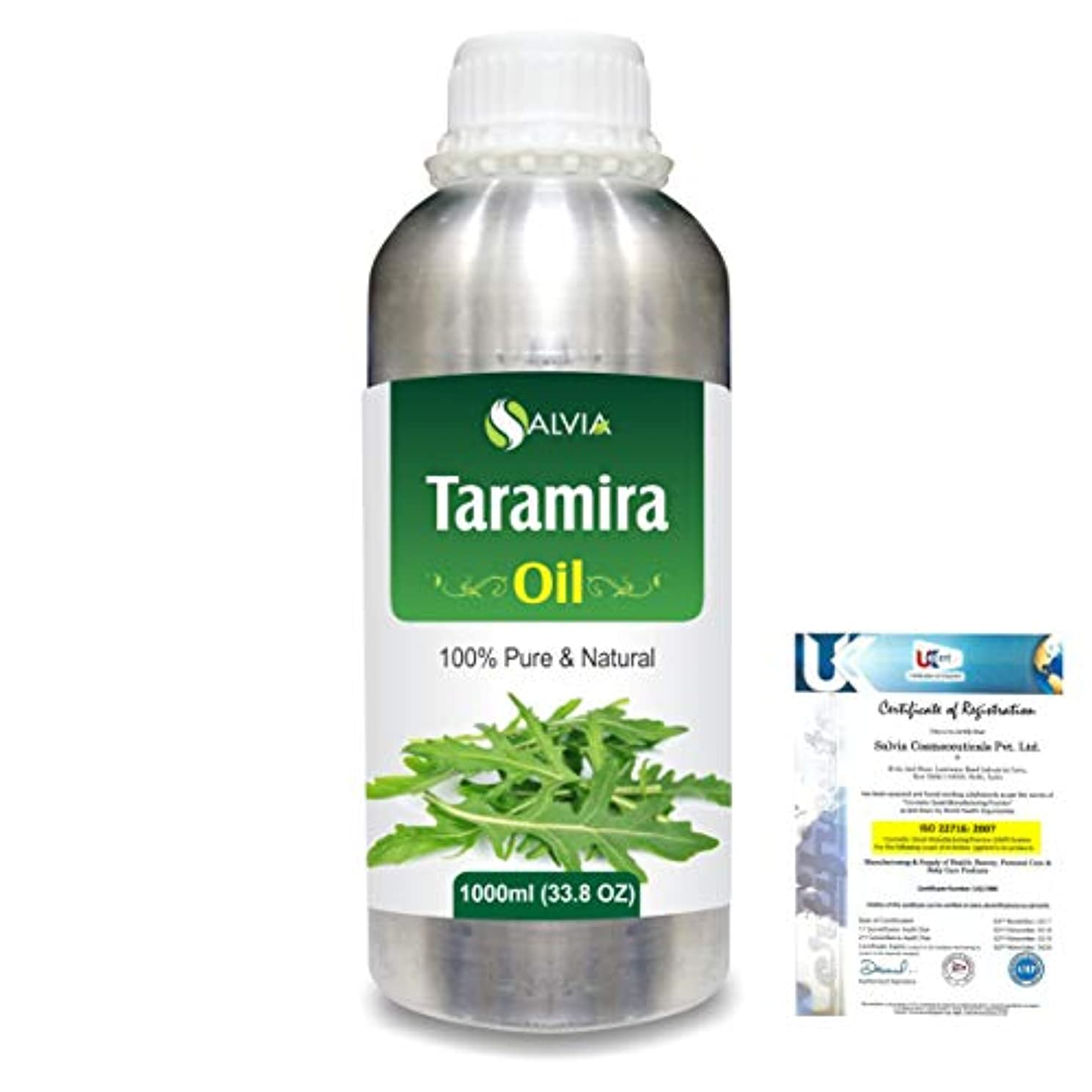 復活する腕すずめTaramira (Brassica napus) 100% Natural Pure Essential Oil 1000ml/33.8fl.oz.