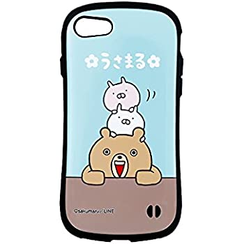 LINE FRIENDS iPhone7 iFace(仲良し) うさまる