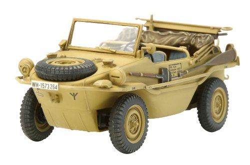 1/48 MMコレクション No.51 ドイツ Pkw.K2s シュビムワーゲン 166型 【塗装済み完成品】 26551