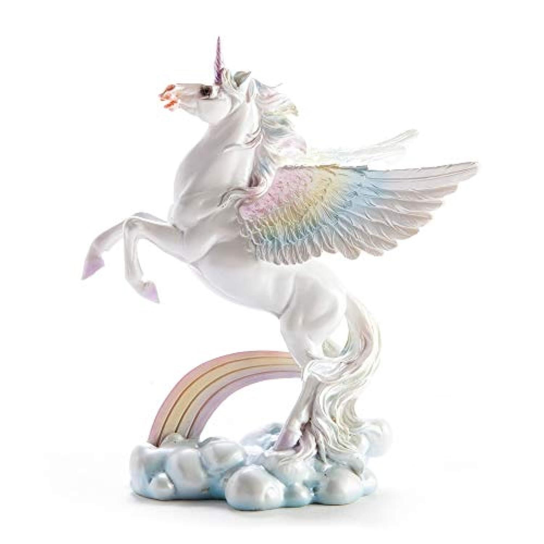 Flying Unicorn Figurine M