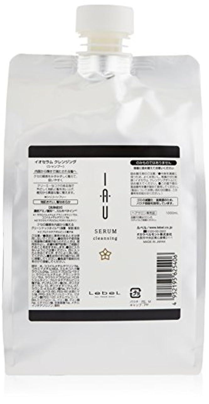 欺キッチン薬理学イオセラム クレンジング(シャンプー) 1000ml リフィル
