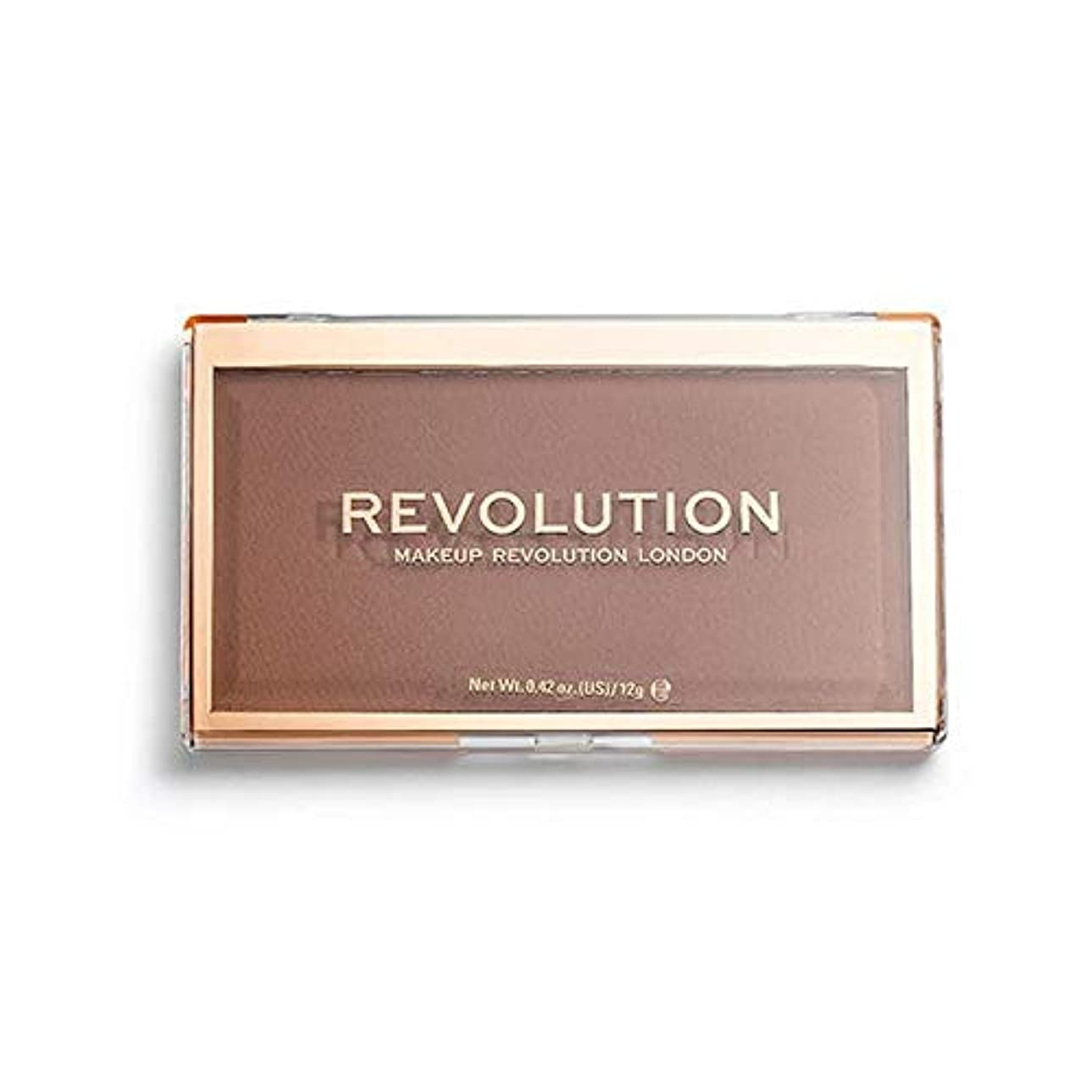 安西表面入場料[Revolution ] 回転マットベース粉末P11 - Revolution Matte Base Powder P11 [並行輸入品]