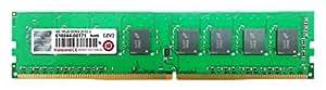 Transcend デスクトップPC用メモリ PC4-17000(DDR4-2133) 4GB 1.2V 288pin DIMM TS512MLH64V1H