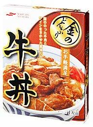 マルハ 金のどんぶりお手軽満足牛丼 140g×10箱