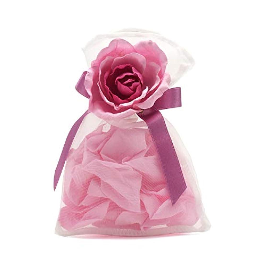 隔離フェザー書くノルコーポレーション メルシーブーケ サシェ ローズの香り