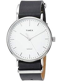 [タイメックス] 腕時計 ウィークエンダーフェアフィールド TW2P91300 正規輸入品 ブラック