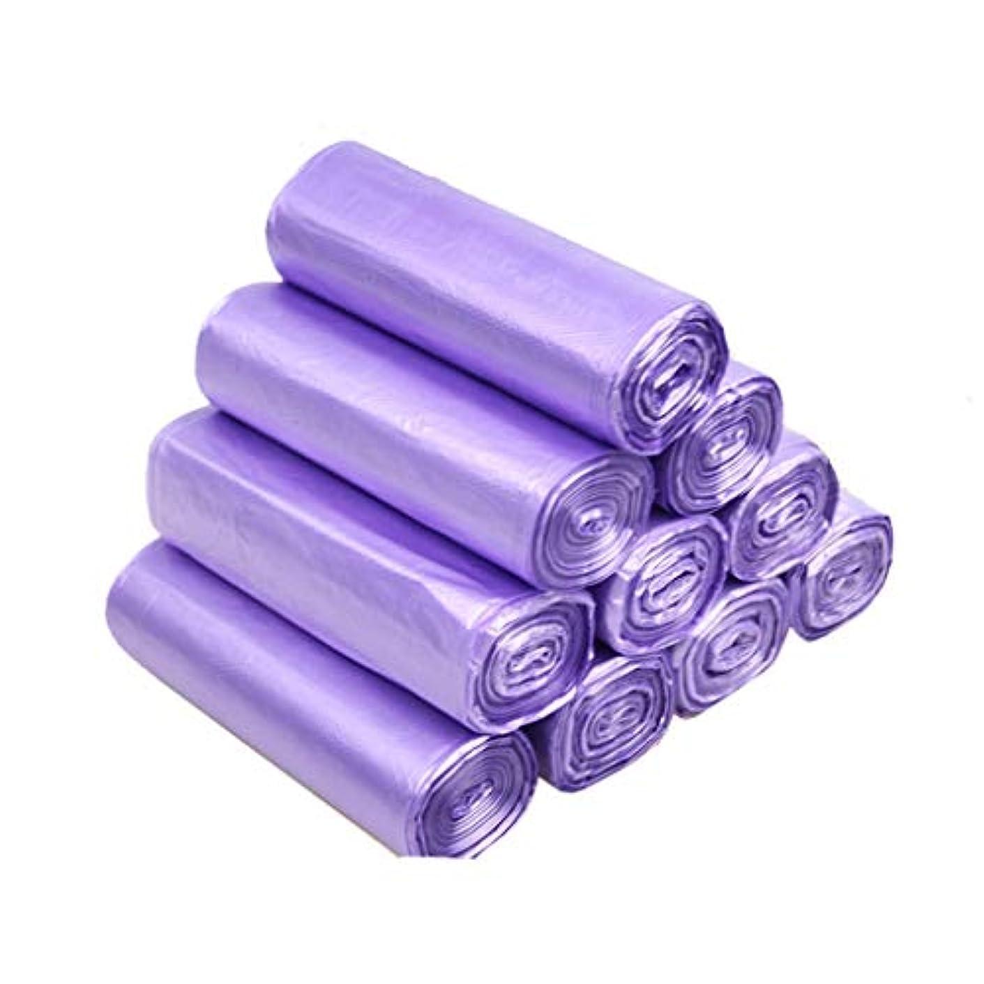割り当てる脱獄水っぽい家庭用ゴミ袋ペダル袋小箱ヘビーデューティ長方形箱なしゴミ袋クロージングゴミ袋ゴミ箱ゴミ袋PE食品ゴミ袋ゴミ袋(サイズ:45×50cm) (サイズ さいず : 10 rolls of incense 200 bags)