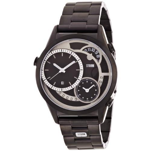 [ストーム]STORM 腕時計 サターン オールブラック 4662SL メンズ 【正規輸入品】