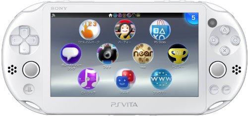 PlayStation Vita Wi-Fiモデル ホワイト...