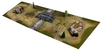 スカイネット 1/72 R/C VSタンク ジオラマセット