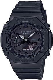 Casio 卡西歐 腕表 G-Shock 碳核心防護罩 GA-2100-1A1JF 男款 黑色