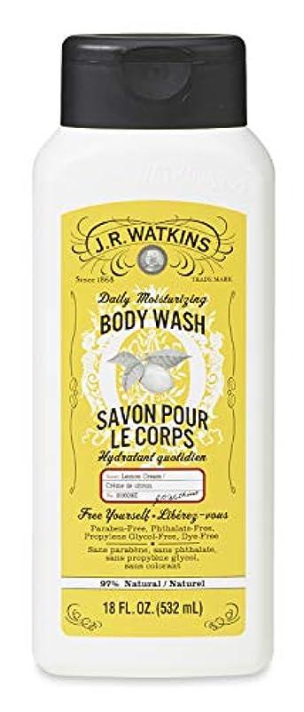 申請者トークアーネストシャクルトンJ.R.Watkins(ジェイ・アール・ワトキンス) ボディウォッシュ レモンクリーム 532ml
