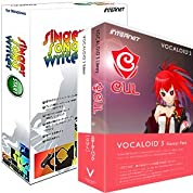 VOCALOID3 CUL スターターパック+Singer Song Writer Start