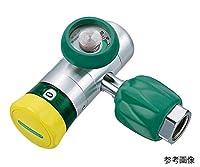 小池メディカル7-4831-21フロージェントルプラス(P型・G型・Y型酸素流量調整器)ボンベ用0~15L/min