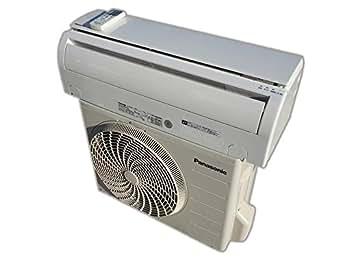 パナソニック ルームエアコン 冷房時おもに10畳用 単相100V クリスタルホワイト 《2015年モデル Fシリーズ》 CS-285CF-W