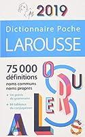 Larousse De Poche 2019 Poche